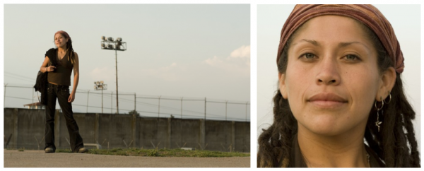 """Suhelen Cuevas """"En varios momentos sí pensé: 'yo ya me voy a morir pero mínimo haciendo lo que yo quería"""". (Liliana Zaragoza / Mirada Sostenida)"""