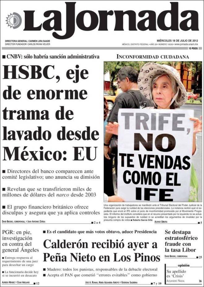 caso HSBC tráfico2