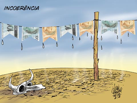 Charge-incoerencia