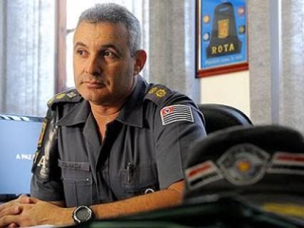 Coronel Telhada, depois de estimular que seus seguidores ameaçassem André Caramante, o militar foi eleito em São Paulo