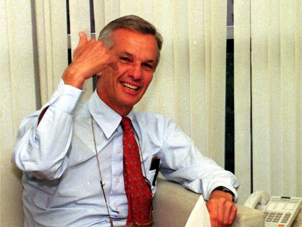 Jorge Paulo Lemann, um dos bilionários da Ana