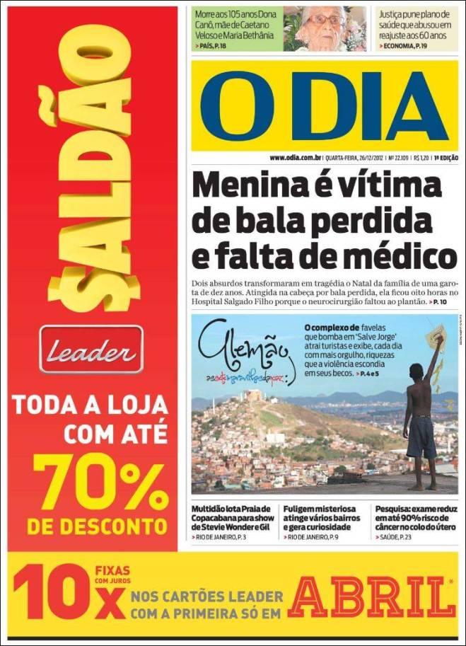 o_dia. Brasil