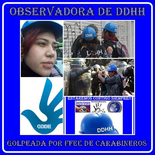 polícia México DDHH