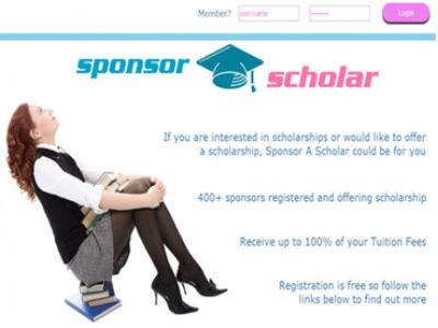 Sponsor Scholar detalledn