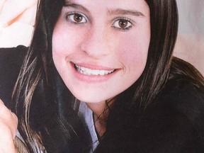 Ariana Arndt, de 16 anos, morava em Timbó (SC)