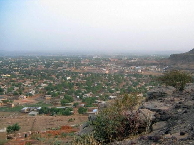 Bamako, a capital