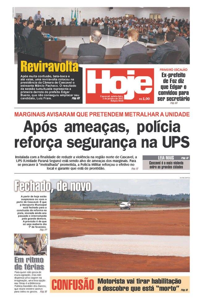 BRA_HOJE Cascável