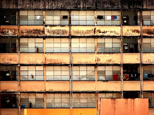 Casa do Estudante da UFSM. Foto por Budu