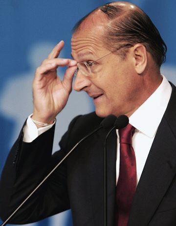 Geraldo Alckmin paga a farra