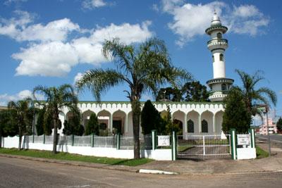 Mesquita em Lages, Santa Catarina