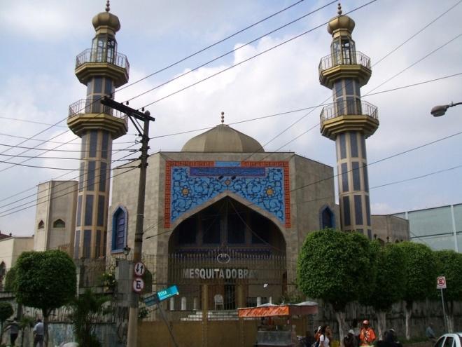 Mesquita em São Paulo