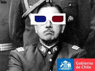 A alma penada de Pinochet continua a perseguir o povo. Principalmente os jornalista