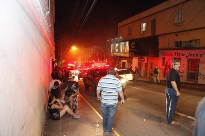 Fotos discoteca Kiss, Brasil