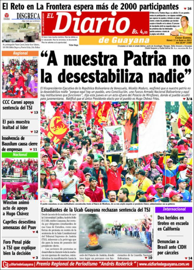 ve_diario_guayana.Chávez
