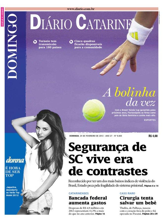 BRA_DC Santa Catarina depois de uma semana incendiada pelo terrorismo voltou a ser a cidada pacífica de sempre. Não dá para entender