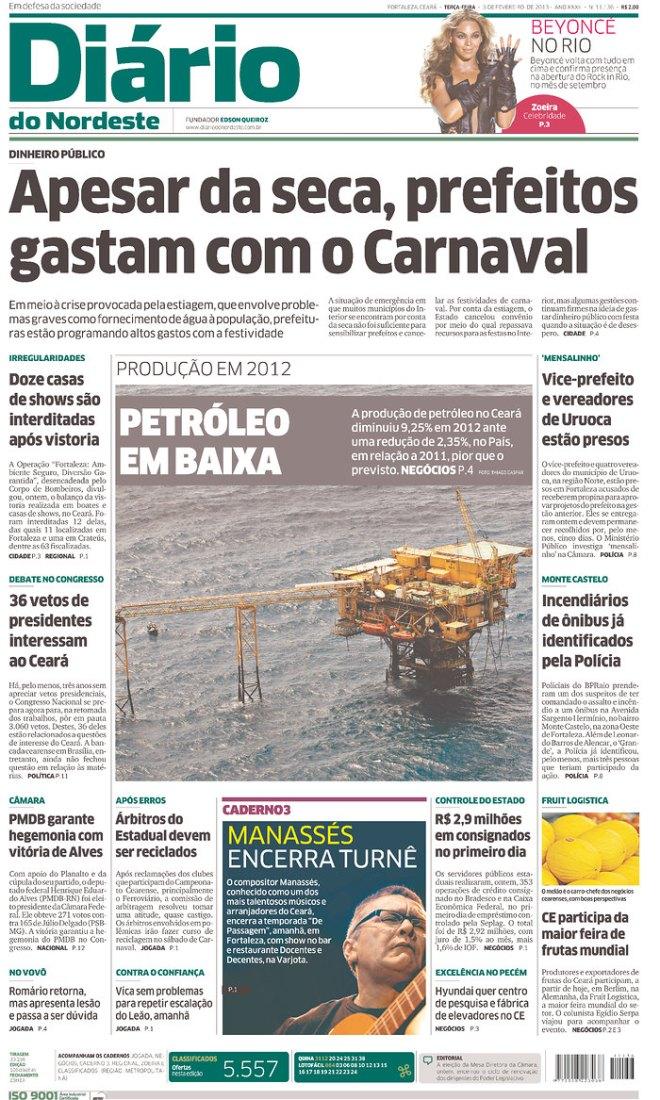 BRA_DN prefeitos seca carnaval