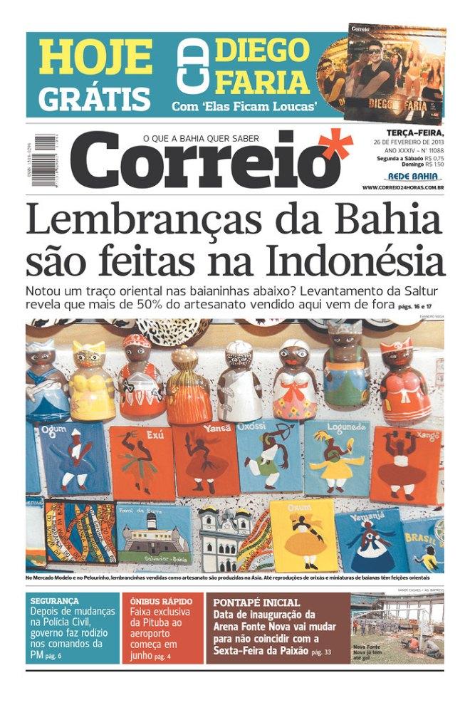 BRA^BA_COR Que é que a Bahia tem?
