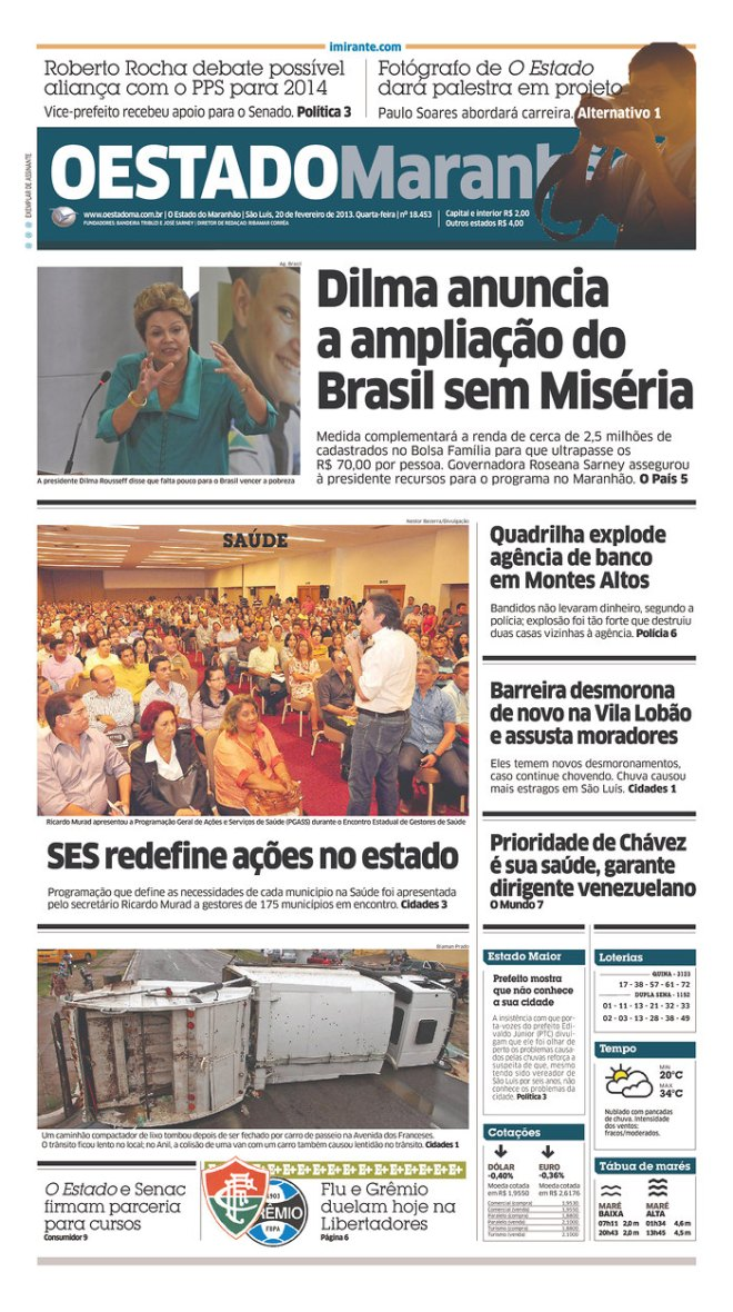 BRA^MA_OEDM Brasil país dos miseráveis