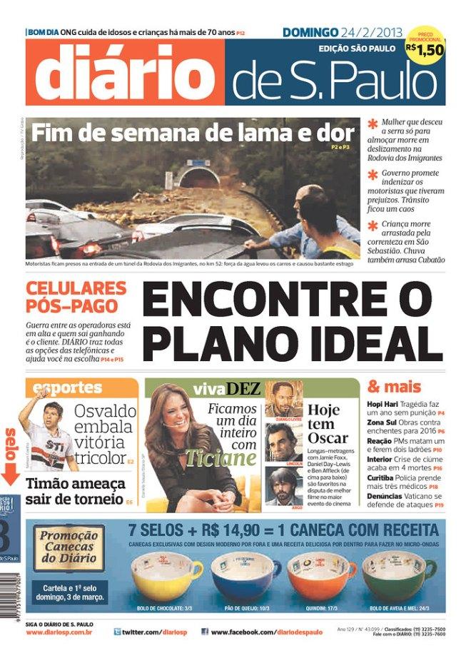 BRA^SP_DDSP Brasil das enchentes chuva