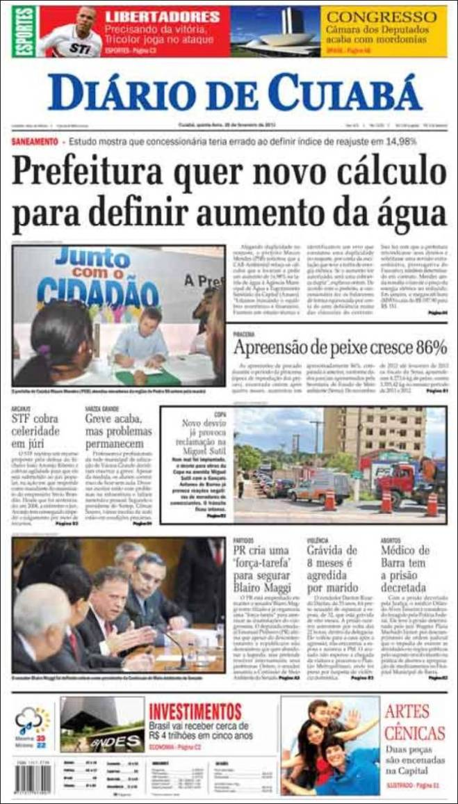 diario_cuiaba. água privatizada