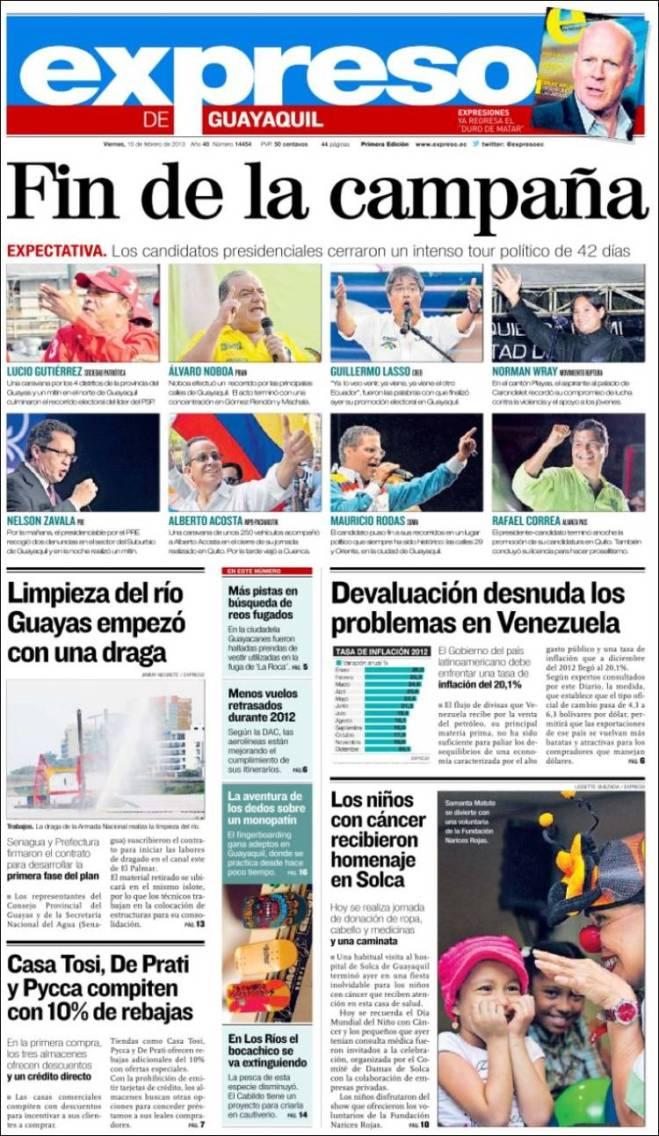 ec_expreso. fim campanha equador