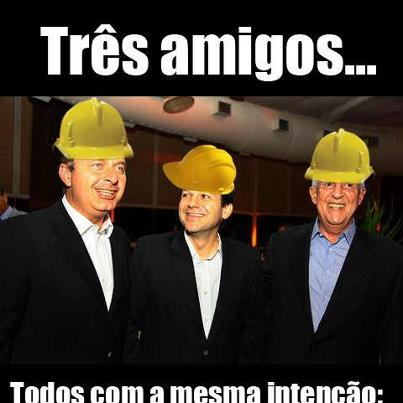 Eduardo, Júlio & Jarbas