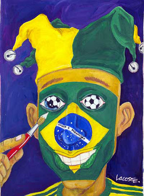 futebol brasileiro povo copa