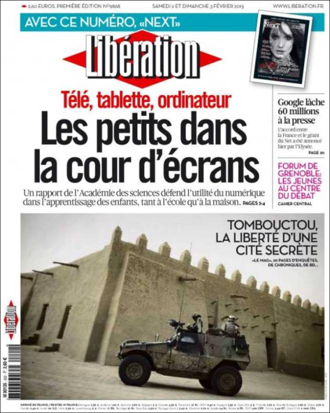 liberation.Tombouctou