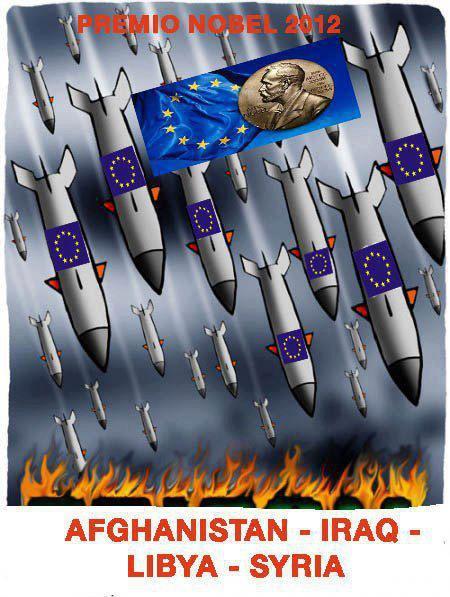 Nobel paz Europa