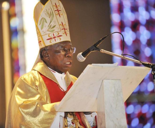 Cardeal Francis Arinze