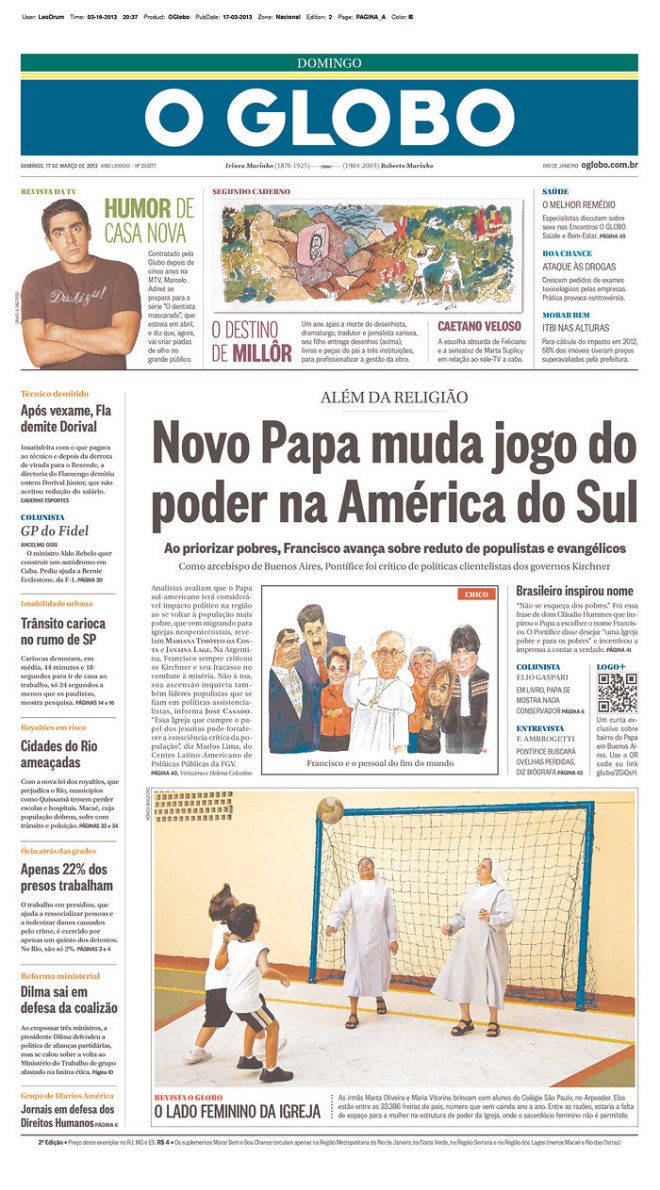 BRA_OG globo papa do tio sam