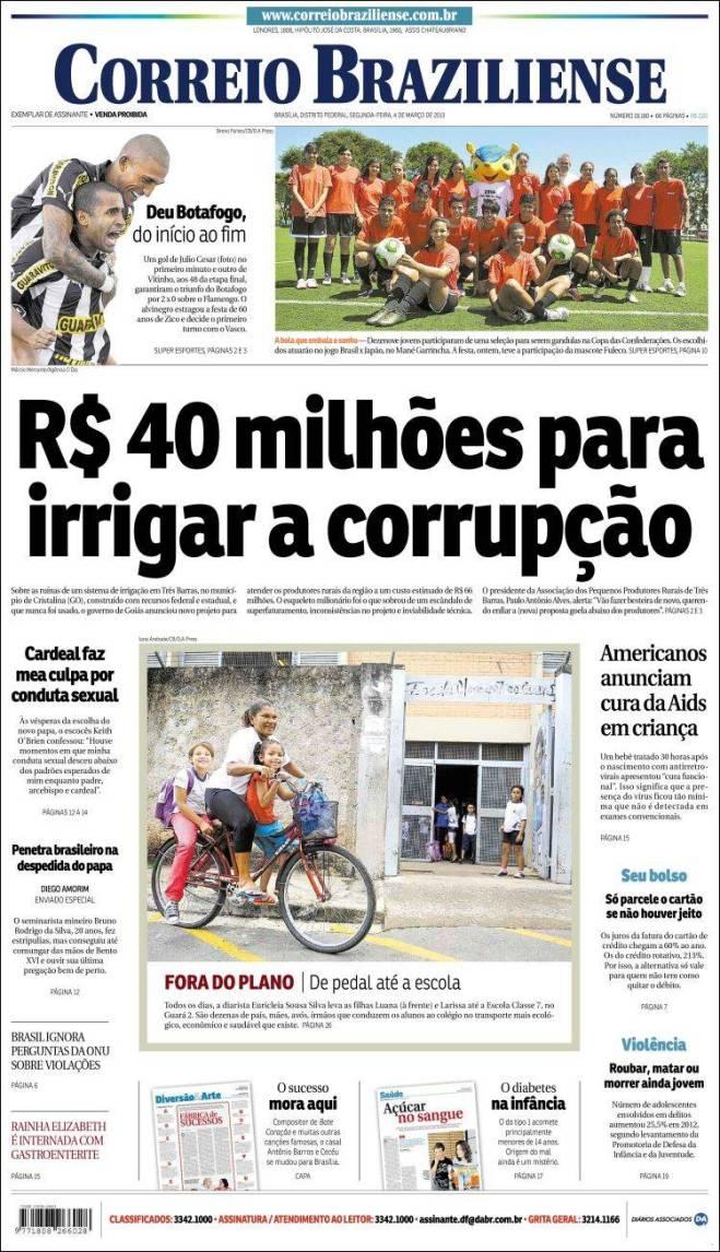 correio_braziliense. dinheiro para a corrupção
