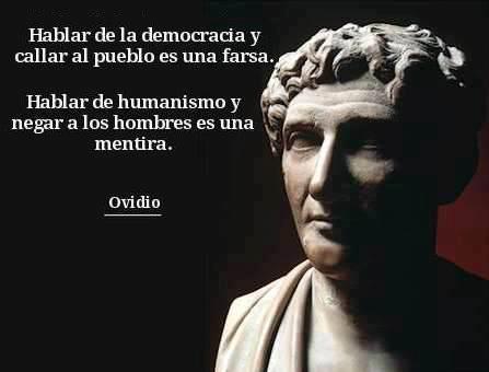 democracia mentira humanismo direitos humanos indignados
