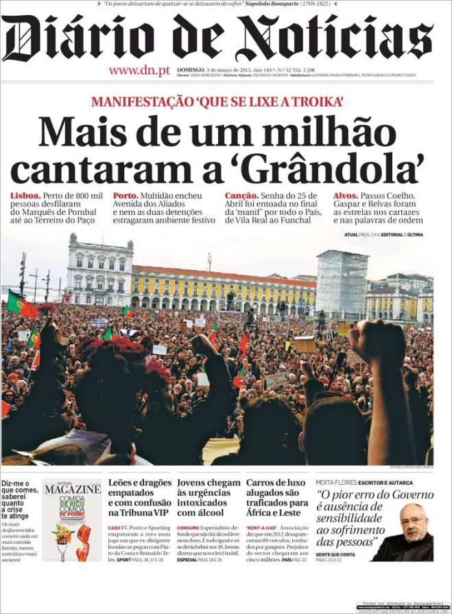 diario_noticias. cantaram a Grândola