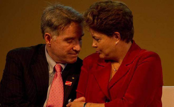 Eike e Dilma