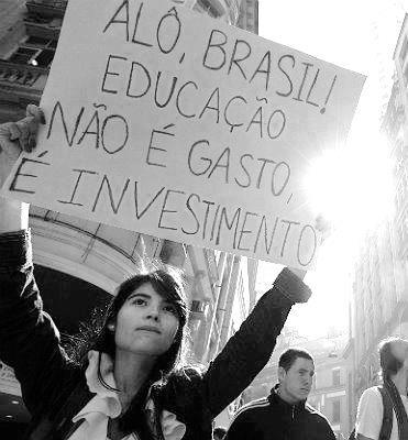 estudante brasil