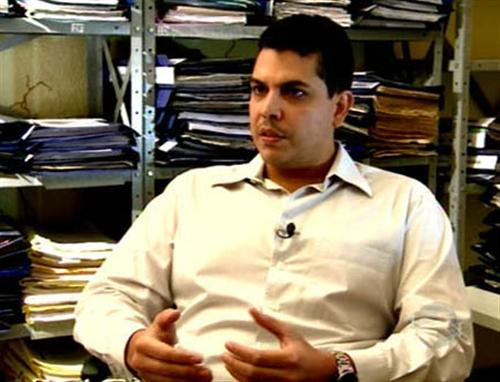 Juiz Heliomar Rios: processo contra venda ilegal de terras griladas, em esquema que envolve até o Interpi
