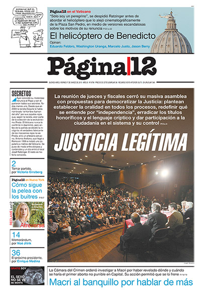 justiça argentina