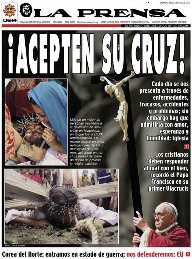 mx_laprensa.SS aceitem sua cruz