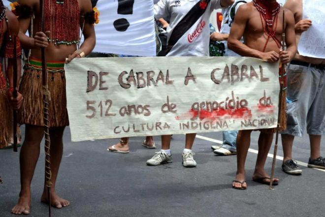 O antigo Museu do Índio será doado para Eike Batista. Que ganhará a concorrência pública da privatização do Maracanã. Carta marcada já foi crime.