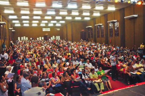 Professores dizem não ao governo de Pernambuco