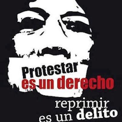 repremir censura protesto movimento indignados