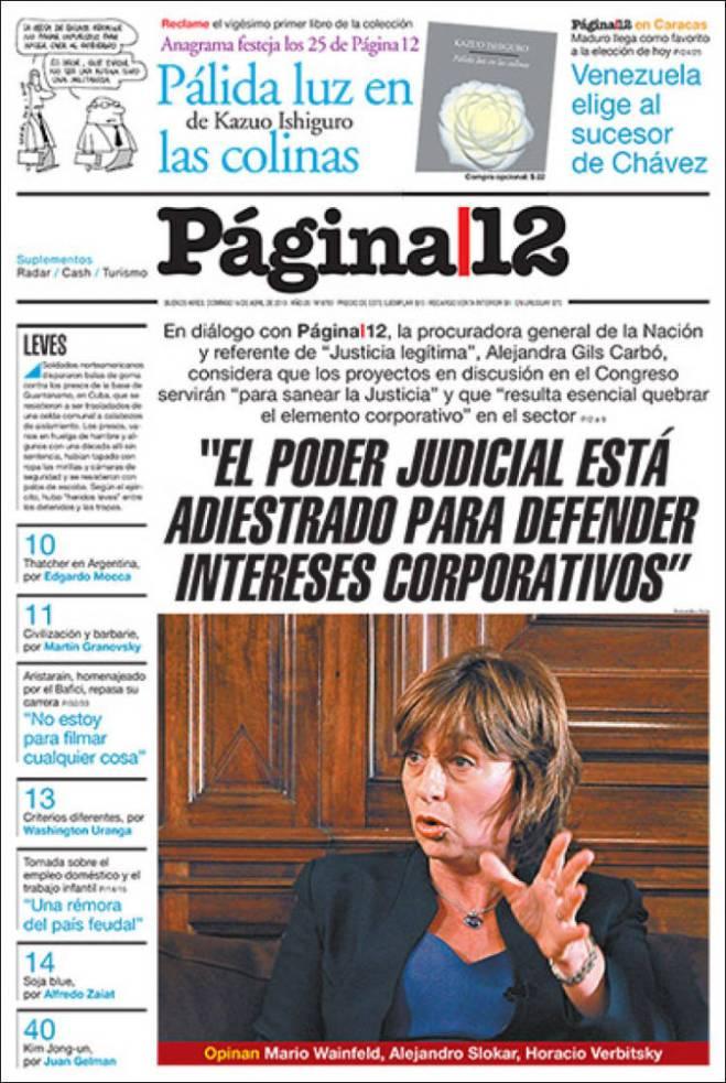 ar_pagina12. justiça legítima
