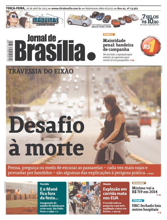 BRA_JOBR violência crime brasília