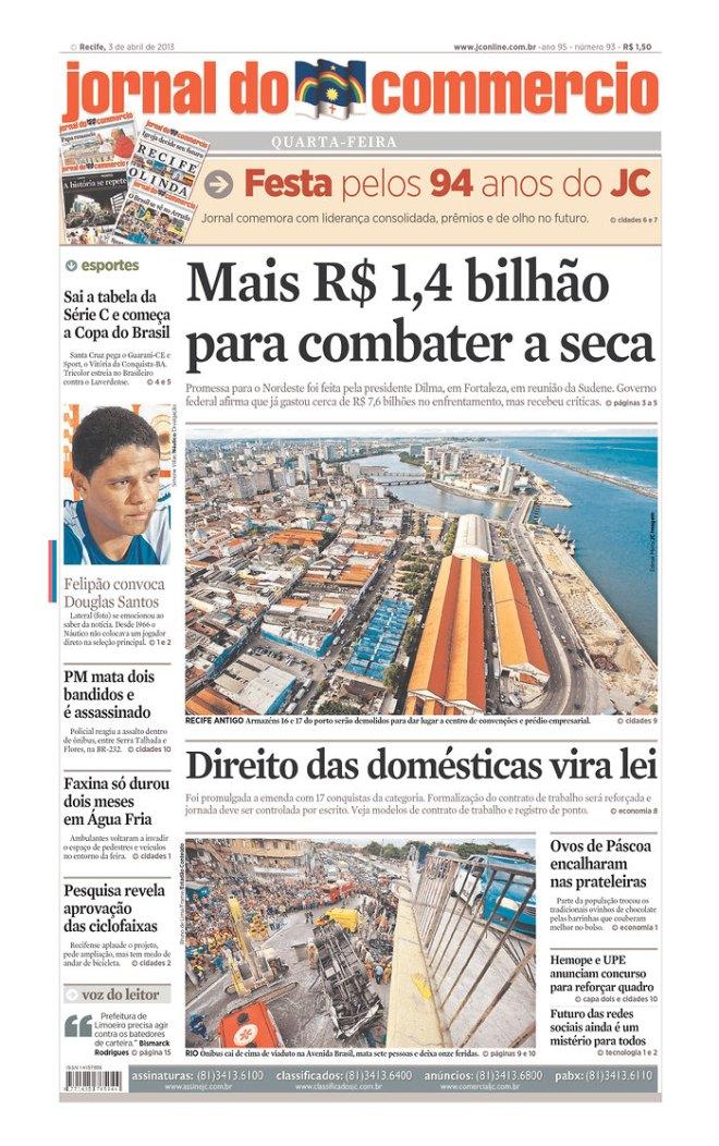 Verba para Pernambuco