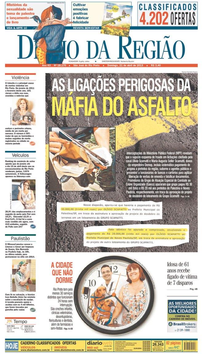 BRA^SP_DDR mafia do asfalto