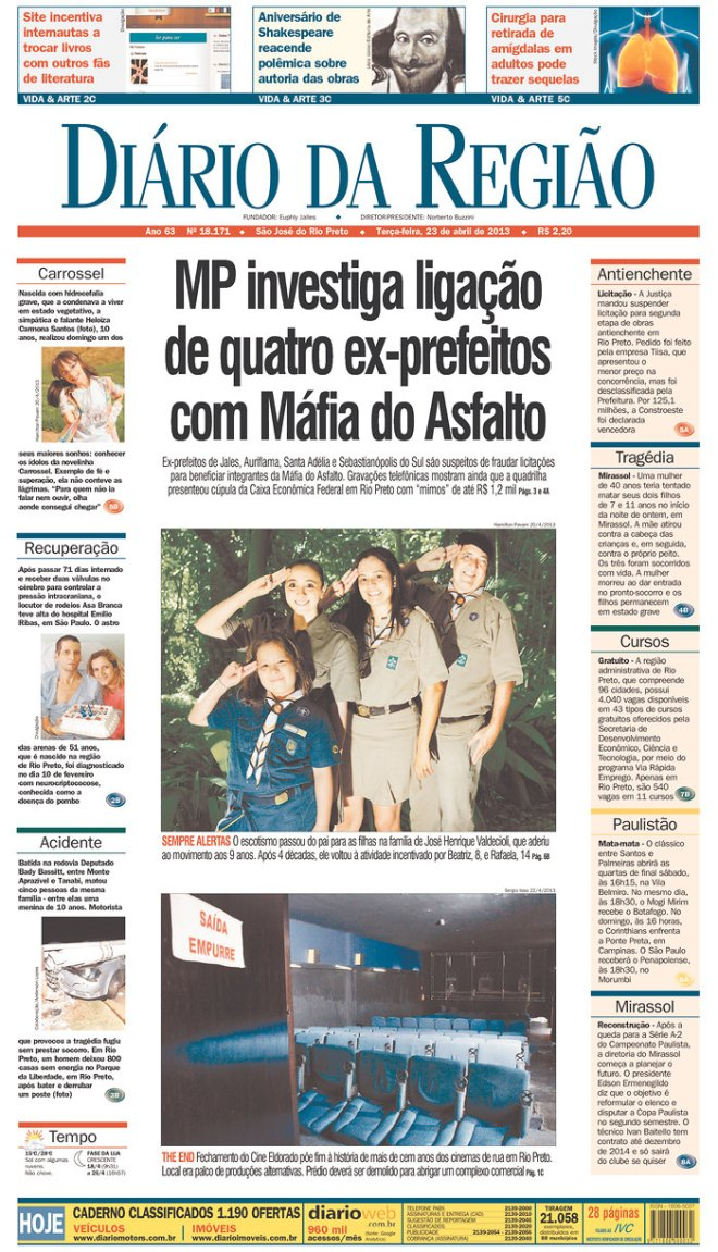BRA^SP_DDR máfia do asfalto