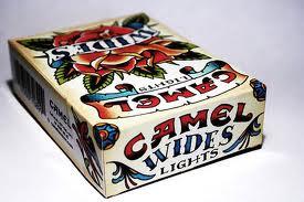 cigarro Kamel suave