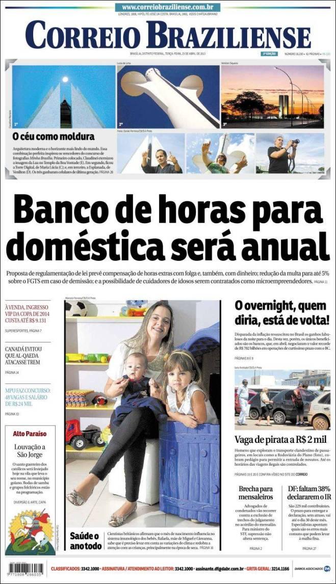 correio_braziliense. banco de horas