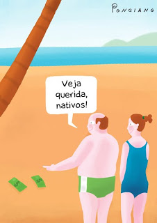 dinheiro ilha nativo paraíso fiscal
